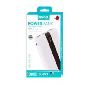 Powerbank BWOO BO-P29