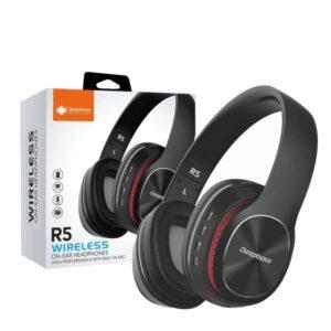 Auscultadores Wireless DEEPBASS R5