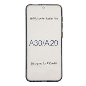 Capa Silicone 360 SAMSUNG Galaxy A20 1